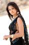 Anushka Shetty Saree Cute Photo