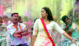 Huma Qureshi  Akshay Kumar Jolly LLB 2 Go Pagal Song Stills  2