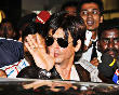 Shahrukh Khan at Airport Pic