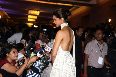 Deepika Padukone addressing the media at the Cosmopolitan Fun Fearless Female Male Awards 2012 in Mumbai Photo