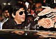 Shahrukh Khan Arrival at Airport Photo