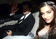Sonam Kapoor and Anil Kapoor at Oprah Winfrey Show in Mumbai Photo