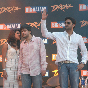 priyanka chopra with abhishek bachchan at drona event
