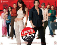 Anushka Sharma and Ranveer Singh Ladies vs Ricky Bahl Poster