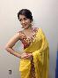 Raashi Khanna Saree Photoshoot  14