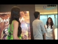 Raanjhanaa Stars Sonam Kapoor And Dhanush Caught In Action