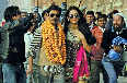 Nawazuddin Siddiqui and Huma Qureshi Gangs Of Wasseypur 2 Movie Photo