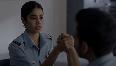 Janhvi Kapoor starrer Gunjan Saxena Hindi Movie Photos  45