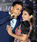 Akshay Kumar Asin Thottumkal Hosufull 2 Movie Promotion Photo