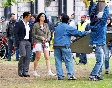 Katrina Kaif and Salman Khan Ek Tha Tiger Making Photo