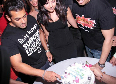 Salman Khan cutting special cake at the launch of fitness center NITRO Pure Fitness in Thane photo