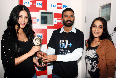 Shruti Hassan Dhanush Aishwarya at Big FM for 3 Tamil Movie Photo