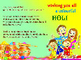 Happy Holi Greetings Photos
