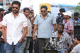Prakash Raj Dhoni Telugu Movie Making Pic