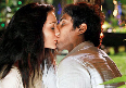 Prateik Babbar and Amy Jackson Ek Deewana Tha Movie Kiss Pic