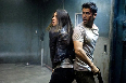Kate Beckinsale Jessica Biel and Colin Farrell in Total Recall Photo