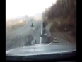 dangerous accident on highway video