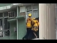 fire fighters rescue drunk girl video videos