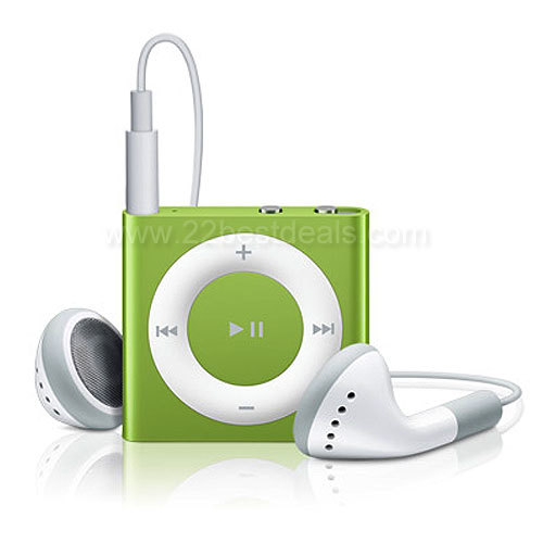 how to get my apple music on my ipod shuffle