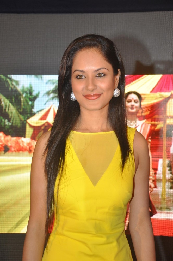 Pooja Bose At The Launch Of Music Album GORI TERE NAINA In