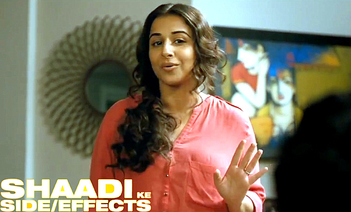 Vidya balan shaadi ke side effects movie photo