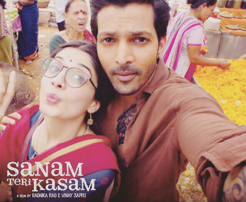 Mawra Hocane Sanam Teri Kasam With Glasses
