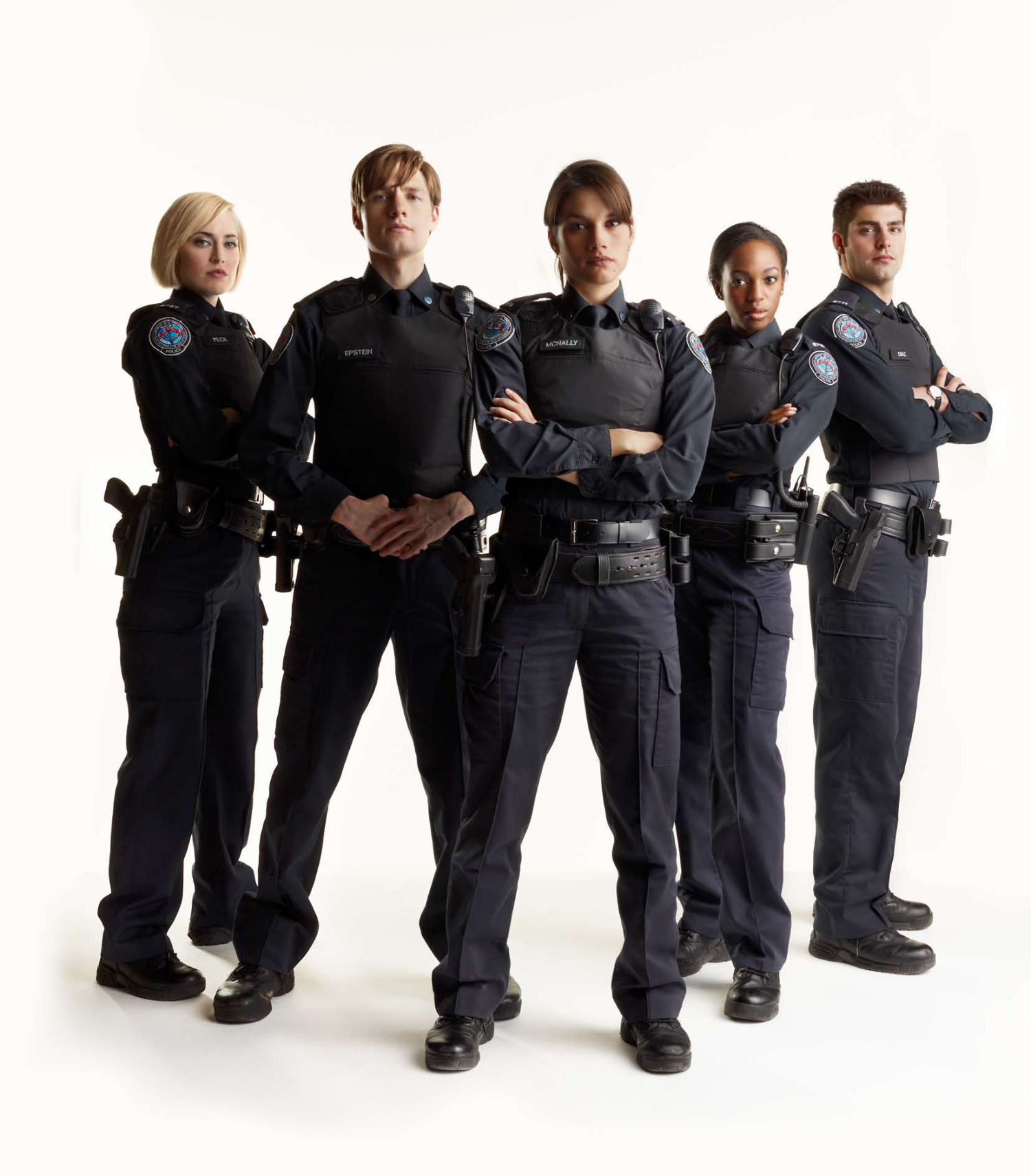 Rookie Blue Premieres Mon 13th Feb 10 PM : Zee Cafe On