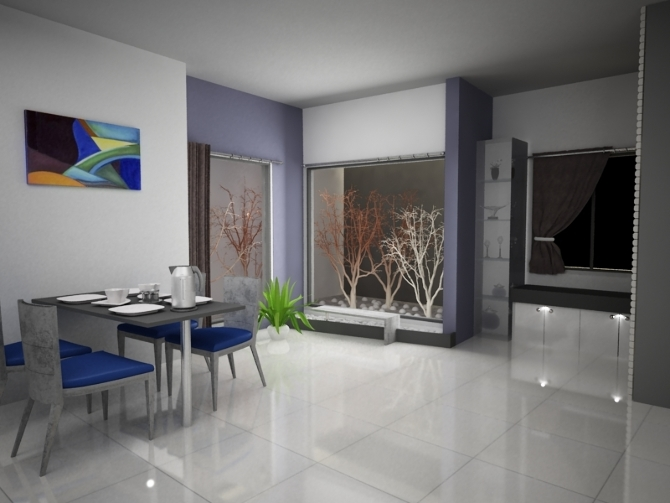 Ashwin architects contemporary interior designers for Aslam architects interior designs bangalore