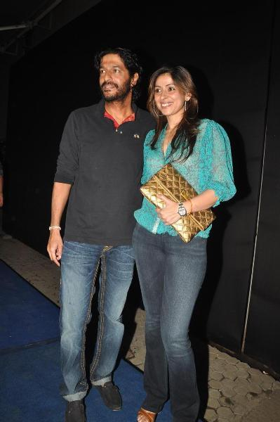bollywood celebs at planet volkswagen launch at blue frog-photo15