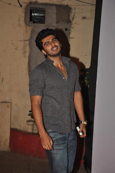Ishaqzaade hero Arjun Kapoor at Kallista Spa and Salon launch in Mumbai  1