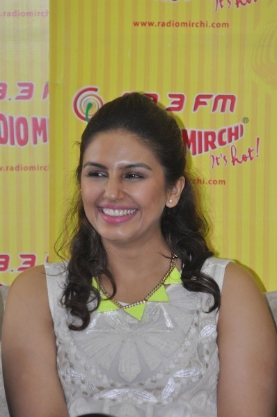 Huma Qureshi at film D Day music launch  4
