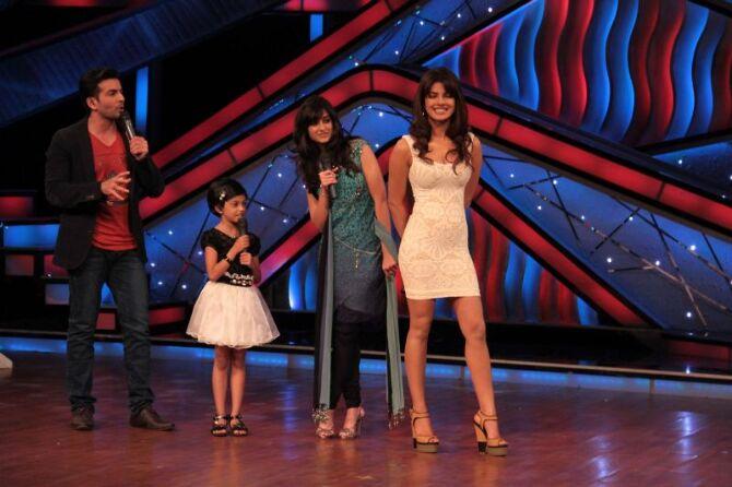 The sets of zee tv dance reality show dance ke super kids in mumbai 2