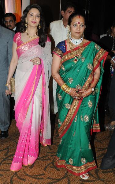 madhuri dixit wedding album - photo #12