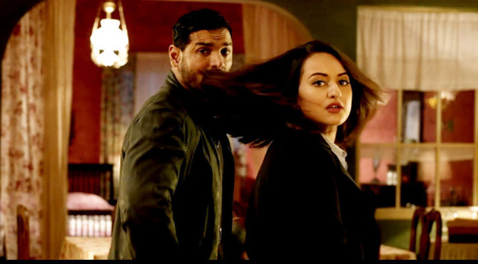 Sonakshi Sinha FORCE 2 Movie Stills  3