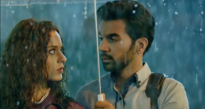 Kangana Ranaut   Rajkummar Rao starrer Judgementall Hai Kya Hindi Movie Stills 96