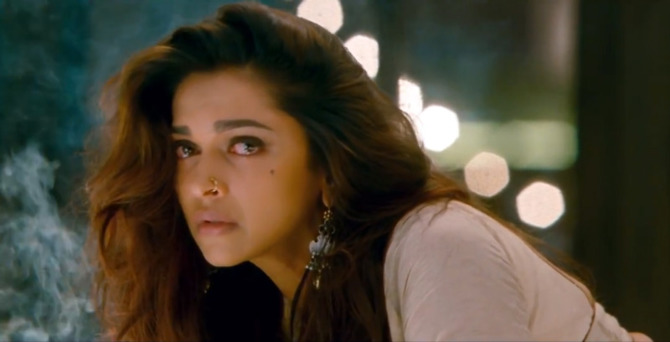 Which is troubling Deepika Padukone these days?
