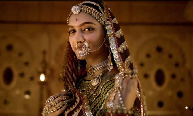Deepika Padukone PADMAVATI Movie Stills  4