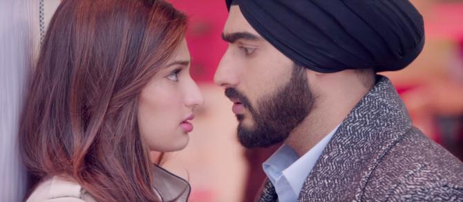 Athiya Shetty Arjun Kapoor Mubarakan Movie  29