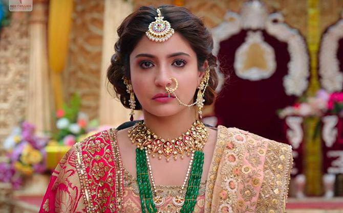 Anushka Sharma starrer ZERO Movie Stills  15