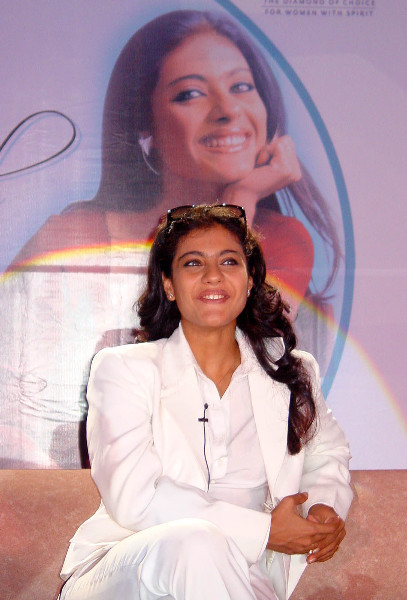 kajol at event