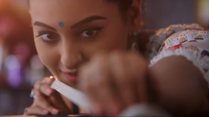 Sonakshi Sinha Welcome to New York Movie Stills  5