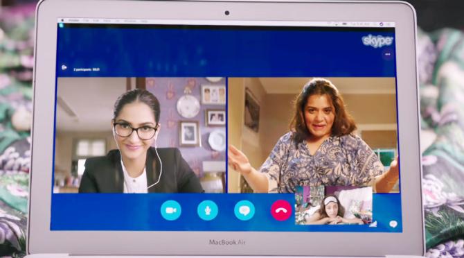 Shikha Talsania   Sonam Kapoor starrer Veere Di Wedding Movie Stills  51