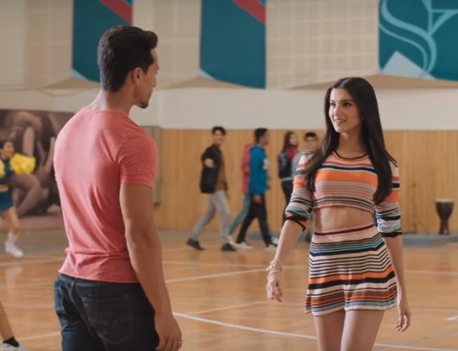 Tara Sutaria   Tiger Shroff starring Student of the Year 2 Hindi Movie Stills  24