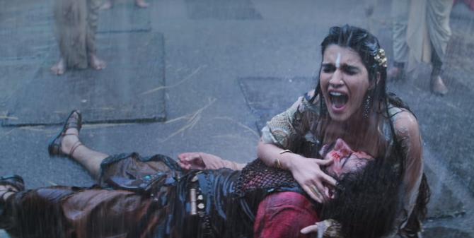 Kriti Sanon Raabta Movie Stills  27