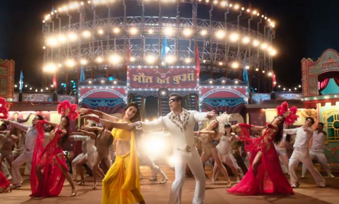 Disha Patani starrer BHARAT Hindi Movie Photos  40