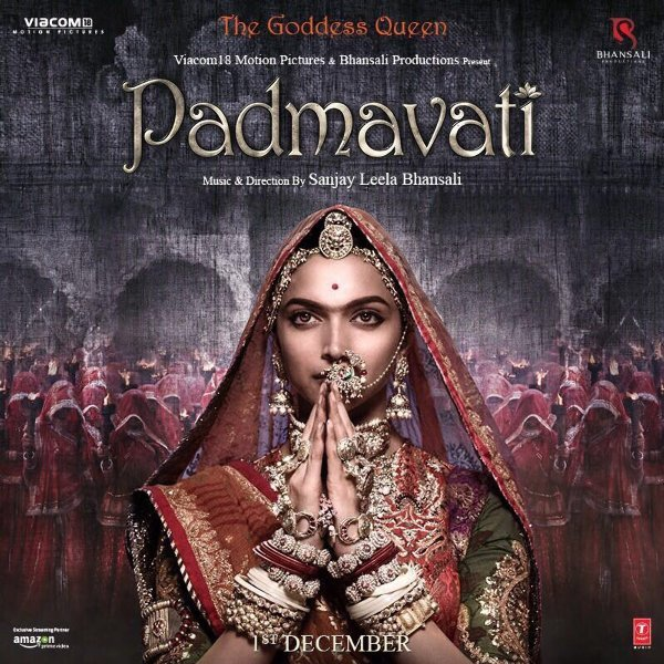 Deepika Padukone Padmavati Movie First Look 02
