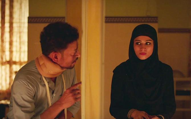 Irrfan Khan starrer KARWAAN Movie Stills  12