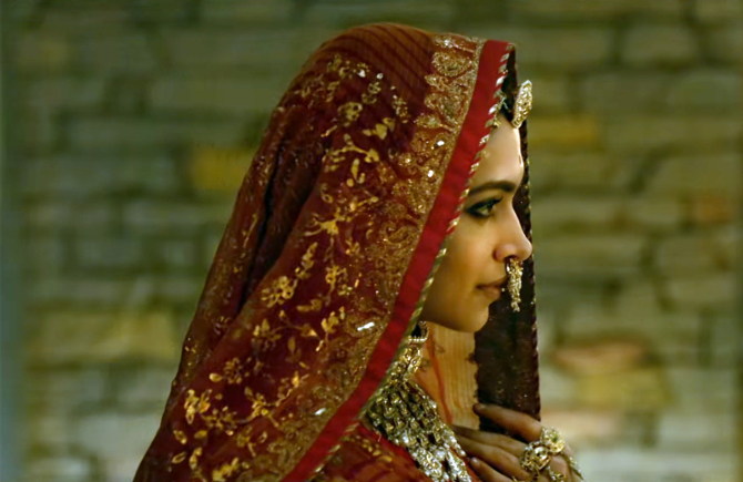 Deepika Padukone PADMAVATI Movie Stills  2