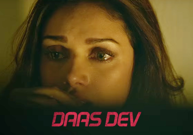 Aditi Rao Hydari Daas Dev Movie Stills  9