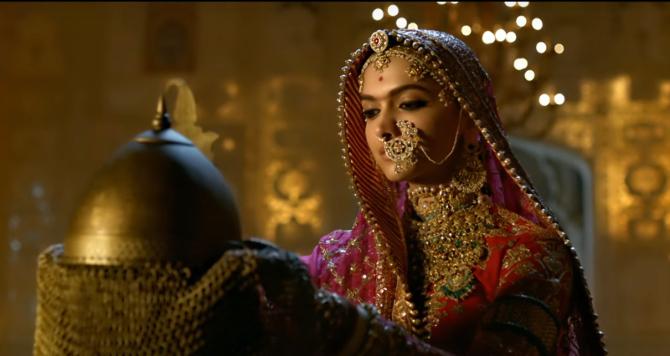 Deepika Padukone PADMAVATI Movie Stills  6